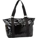 LeSportsac Bag -  LeSportsac Carryall Nylon Tote Black Patent