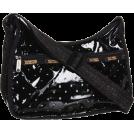LeSportsac Bag -  LeSportsac Classic Nylon Hobo Glam Gold