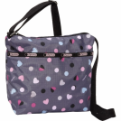 LeSportsac Bag -  LeSportsac Cleo Cross-Body Heart Parade