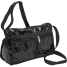 LeSportsac Bag -  LeSportsac Deluxe Cross-Body Black Patent
