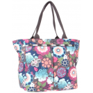 LeSportsac Bag -  LeSportsac EveryGirl Tote Flower Folly