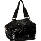 LeSportsac Torbe -  LeSportsac Jetsetter Shoulder Bag Black Patent