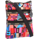 LeSportsac Bag -  LeSportsac Kasey With Charm Cross Body Wonderous Journey