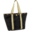 LeSportsac Bag -  LeSportsac La Vie Petite Shoulder Bag Manoush Embroidered Gold