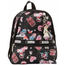 LeSportsac Zaini -  LeSportsac Mini Basic Charm Backpack Fancy That