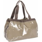 LeSportsac Borse -  LeSportsac Molly Top Handle Yuka Taupe