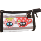 LeSportsac Taschen -  Lesportsac Frame Cosmetic Case Tea Time