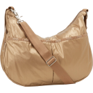 LeSportsac Bag -  Lesportsac Jessi Zipper Baby Bag Bronze Lightning