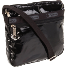 LeSportsac Borse -  Lesportsac Shellie Cross Body Black Patent
