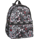LeSportsac Backpacks -  Lesportsac Women's Basic Backpack Let'S Rock