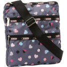 LeSportsac Bag -  Lesportsac Women's Madison Cross Body Heart Parade