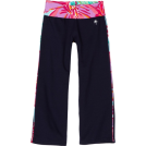 Lilly Pulitzer Hlače - duge -  Lilly Pulitzer Girls 2-6X Zoe Pant True Navy
