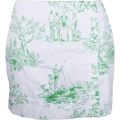 Lilly Pulitzer Skirts -  Lilly Pulitzer Hayes Skirt Resort White Spring Fever Toile