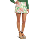 Lilly Pulitzer Skirts -  Lilly Pulitzer Women's Callie Skirt Resort White Mariposa