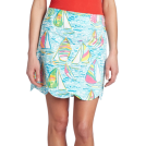 Lilly Pulitzer Skirts -  Lilly Pulitzer Women's Lynnie Skirt Multi Regatta