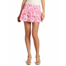 Lilly Pulitzer Skirts -  Lilly Pulitzer Women's Printed Cuddy Skirt Hotty Pink