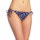 Lilly Pulitzer Swimsuit -  Lilly Pulitzer Women's Sandy String Bikini Bottom Bright Navy