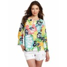 Lilly Pulitzer Tuniche -  Lilly Pulitzer Women's Thandie Tunic Resort White