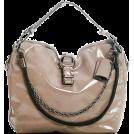 Moja torbica.si Bag -  Modna Torbica - Siva - Lakiran
