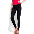 Mango Leggings -  Mango Women's Basic Leggings Black