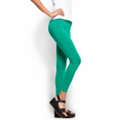 Mango Leggings -  Mango Women's Basic Leggings Green