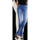 Mango Jeans -  Mango Women's Straight-leg Jeans. Medium Denim
