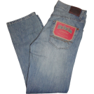 Tommy Hilfiger Jeans -  Men's Tommy Hilfiger Classic Straight Fit Denim Blue Jeans Size 30W x 30L