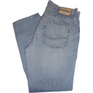 Tommy Hilfiger Jeans -  Men's Tommy Hilfiger Classic Straight Fit Denim Blue Jeans Size 34W x 32L