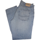 Tommy Hilfiger Jeans -  Men's Tommy Hilfiger Classic Straight Fit Denim Blue Jeans Size 38W x 30L