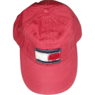 Tommy Hilfiger Cap -  Men's Tommy Hilfiger Distressed Logo Hat Ball Cap