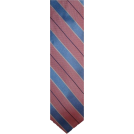 Tommy Hilfiger Tie -  Men's Tommy Hilfiger Neck Tie 100% Silk Blue & Pink Striped