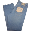 Tommy Hilfiger Jeans -  Men's Tommy Hilfiger Relaxed Freedom Fit Denim Blue Jeans