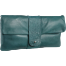 Osgoode Marley Clutch bags -  Osgoode Marley Michelle Clutch Teal