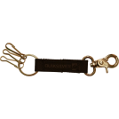 Quiksilver Pendants -  Quiksilver Janitor Key Chain Black