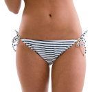 Quiksilver Swimsuit -  Quiksilver Rincon Blooms Reversible Bikini Bottom Rincon Blooms/Sailing Stripes