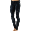 "Roxy Leggings -  Roxy Women's ""Jet Lag Jegging"" Studded Jeans Black 473075-LTN"