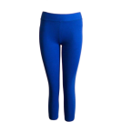 FineBrandShop Ghette -  Royal Blue Leggings Three Quarter Length