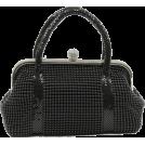 Scarleton Clutch bags -  Scarleton Metal Mesh Clutch H3010 Black
