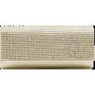 Scarleton Clutch bags -  Scarleton Rhinestone Flap Clutch H3016 Gold