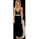 Modalist Skirts -  Silver Rings Skirt