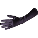 PacificPlex Manopole -  Stretch Satin Dress Gloves Forearm Length