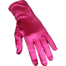 PacificPlex Manopole -  Stretch Satin Dress Gloves Wrist Length