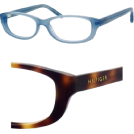 Tommy Hilfiger Prescription glasses -  TOMMY HILFIGER Eyeglasses 1120 0Q8B Havana 52MM