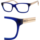 Tommy Hilfiger Očal -  TOMMY HILFIGER Eyeglasses 1168 0V8Q Transparent Blue / Beige 52mm