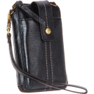 The SAK Accessories -  The Sak Parker Smartphone Wristlet Black Onyx