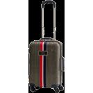 Tommy Hilfiger Borse da viaggio -  Tommy Hilfiger Luggage Lochwood 21 Inch Hardside Spinner Slate