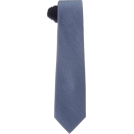 Tommy Hilfiger Tie -  Tommy Hilfiger Men's Graffiti Solid Necktie Blue
