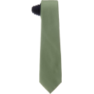 Tommy Hilfiger Tie -  Tommy Hilfiger Men's Graffiti Solid Necktie Green