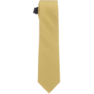 Tommy Hilfiger Tie -  Tommy Hilfiger Men's Graffiti Solid Necktie Yellow