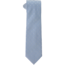 Tommy Hilfiger Tie -  Tommy Hilfiger Men's Seersucker Stripe Necktie Light Blue